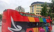 Lộ trình U23 Việt Nam diễu hành bằng xe buýt 2 tầng