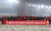 Clip: Giây phút U23 Việt Nam nhận huy chương bạc sau những nỗ lực phi thường