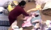 Nữ giúp việc hành hạ bé gần 2 tháng tuổi lãnh 15 tháng tù