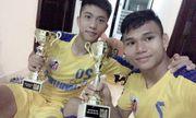Chủ tịch Nghệ An tặng bằng khen cho 4 cầu thủ thi đấu cho U23 Việt Nam