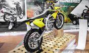 Mẫu mô tô Suzuki DR-Z70 2018 giá 42 triệu đồng sắp sửa trình làng