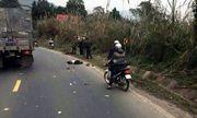 Container chạy lấn làn ở Sài Gòn, 1 người tử vong tại chỗ