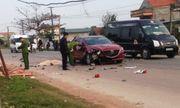 Tai nạn giao thông ở Quảng Ninh, 2 người chết thảm