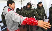 1200 nhân viên an ninh tại Olympic Pyeongchang bị cách ly để kiểm tra virus