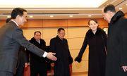 Chuyên cơ chở em gái ông Kim Jong-un đã đáp xuống Hàn Quốc