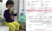 Mẹ ốm sốt hôm trước, hôm sau con gái 18 tháng tuổi được chẩn đoán nhiễm cúm A/H1N1