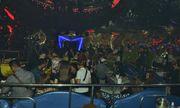 Gần 300 khách chạy nhốn nháo khi cảnh sát kiểm tra quán bar