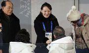 Cái bắt tay giữa Tổng thống Hàn Quốc và em gái Kim Jong-un