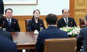 Em gái ông Kim Jong Un chuyển lời mời Tổng thống Hàn Quốc thăm Triều Tiên