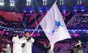 Hàn Quốc - Triều Tiên cùng diễu hành dưới cờ chung trong khai mạc Thế vận hội