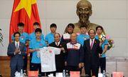 Quả bóng và chiếc áo U23 Việt Nam tặng Thủ tướng được trả giá 20 tỷ đồng