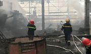 Nguyên nhân ban đầu vụ lò luyện thép nổ khiến 2 người bị thương