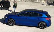 Lộ hình ảnh rõ nét đầu tiên về Ford Focus thế hệ mới