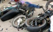 Cà Mau: Hai xe máy đấu đầu, ba người tử vong tại chỗ