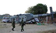 Vụ rơi máy bay chở quan chức tại Mexico: 14 người dưới mặt đất thiệt mạng