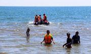 Phát hiện thi thể 2 trong 3 nạn nhân bị sóng cuốn trên biển Quảng Ngãi