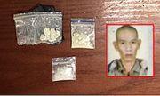 Hà Nội:  Bắt giữ đối tượng tàng trữ ma túy đầu năm mới