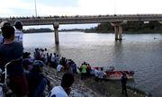Bị mẹ mắng, thanh niên 20 tuổi nhảy xuống sông Dinh mất tích