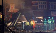 Anh: Nổ lớn tại thành phố Leicester