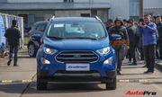 Mẫu Ford EcoSport 2018 bản nâng cấp có gì đặc biệt?