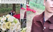 Dở khóc dở cười: Chàng trai được nhờ cầm hộ hoa trong buổi chụp ảnh cưới người yêu cũ