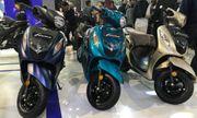 Cận cảnh mẫu xe tay ga Fascino 2018 của Yamaha giá
