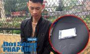 Hà Nội: Tóm gọn đối tượng đang mang ma túy đá đi bán