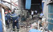 Hải Phòng: Kinh hoàng vụ nổ bình khí nitơ, 2 người bị thương nặng