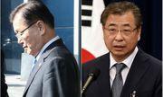 Hàn Quốc cử 'trùm tình báo' đến Triều Tiên đàm phán