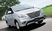 Bảng giá xe Toyota mới nhất tháng 3/2018 tại Việt Nam