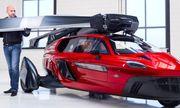 Bắt đầu nhận đặt lô hàng ô tô bay đầu tiên trên thế giới
