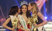 Hương Giang xuất sắc đăng quang Hoa hậu Chuyển giới Quốc tế 2018