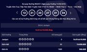 Kết quả xổ số Vietlott hôm nay 16/3/2018: Hơn 16 tỷ lại thử thách người chơi