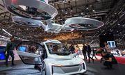 Hai ông lớn Audi và Airbus bắt tay làm taxi bay