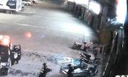 Cảnh sát bị gãy cột sống vì đỡ người nhảy lầu tự tử