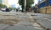 Sai phạm lát đá vỉa hè: Hà Nội đề nghị xử lý nghiêm các cá nhân, tổ chức