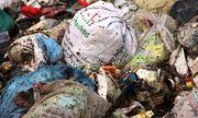Hà Tĩnh: Kinh hoàng bãi rác bốc mù hôi thối, ruồi nhặng bay đầy nhà dân