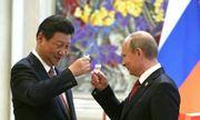 Ông Tập Cận Bình chúc mừng ông Putin tái đắc cử Tổng thống Nga