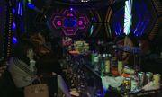 Đột kích quán karaoke ở đất Cảng, hơn 40