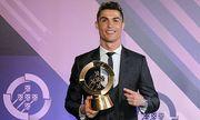 Đoạt giải cầu thủ xuất sắc nhất, Ronaldo khẳng định mình là số một