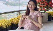 Hoa hậu Đặng Thu Thảo đã hạ sinh con đầu lòng với ông xã doanh nhân