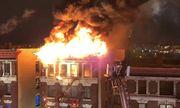 Các vụ cháy chung cư kinh hoàng khiến nhiều người thiệt mạng trên thế giới