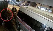 Clip: Bẻ khóa trộm xe SH trong 3 giây trên phố Hà Nội