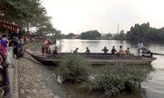 Bơi qua sông Chợ Đệm hái trái bần, thanh niên 22 tuổi  bị nước cuốn mất tích