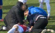 Cầu thủ 25 tuổi thiệt mạng vì bị sút bóng trúng ngực