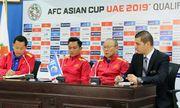 HLV Park Hang Seo đặt mục tiêu giành ít nhất 1 điểm trước Jordan
