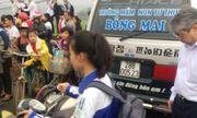 Cô giáo tử vong sau khi va chạm với xe chở học sinh