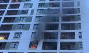 Cháy chung cư Parc Spring ở Sài Gòn: Hàng trăm cư dân vừa chạy vừa la khóc