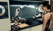 Robot sẽ thay con người trong việc bếp lúc