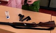 Nhậu xong thử súng tự chế, 1 người tử vong